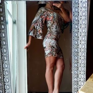 Hot Miami Styles Dresses - One shoulder dress/XS-S